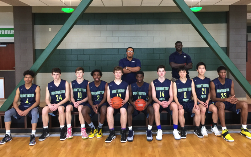 Huntington Prep Team Photo