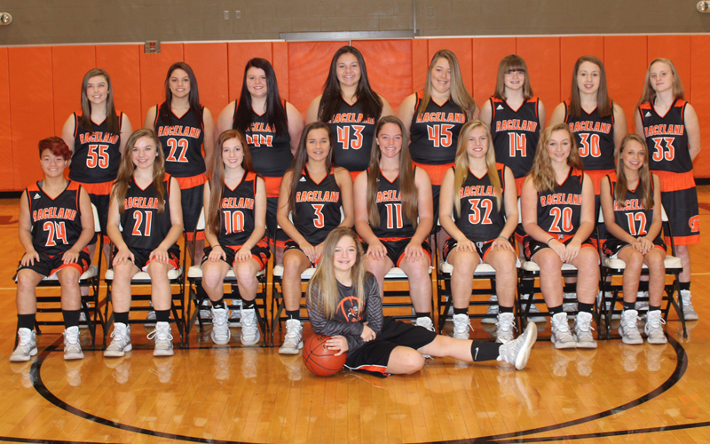 Raceland Girls 16-17